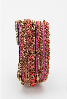 Fiona Paxton Nixie Wrap Bracelet