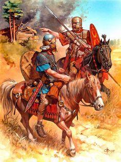 Roman Cavalry Auxiliaries
