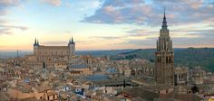 1@BestPreservedMedievalCities: Toledo, Spain –The history of Toledo dates back to Roman occupation around 192BC, and the ruins of the Roman circus are still visible outside the walls of the city. The main Cathedralis the centrepiece of Toledo and not to be missed