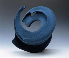 Barbara Nanning Nanning, Fabric, Ceramic Sculptures, Om, Stone, Ideas, Tejido, Rock, Fabrics