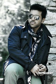 Ram Charan Latest Stills