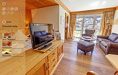 Pinocchio Luxussuite - Leading Family Hotel & Resort Alpenrose Pinocchio, Hotels, Flat Screen, The Unit, Entertaining, Furniture, Home Decor, Hotel Bedrooms, Blood Plasma