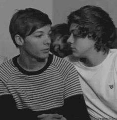 Louis gave Harry's hand a firm and romantic grip and Harry felt safer than ever. Description from harrysheroine.tumblr.com. I searched for this on bing.com/images
