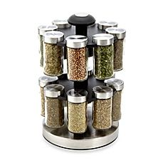 image of Kamenstein® Lexington 16-Jar Spice Rack