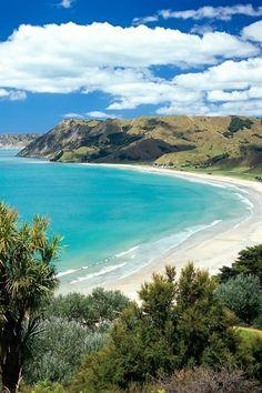 Anaura Bay, East Coast, North Island, New Zealand