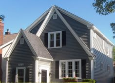 As you start to prep your home for below freezing temperatures and snow storms, you may want to take a second look at your siding. Here are some of the top signs to look for. Snow Storms, Construction, Windows, Outdoor Decor, House, Home Decor, Building, Homemade Home Decor, Home