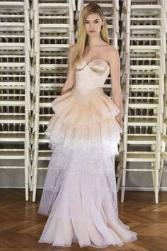 Alexis Mabille Spring 2016 Couture Fashion Show