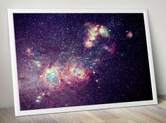 Outer Space Astronomy Art - The Known Universe Poster Stars Outer Space Hubble Universe Poster Galaxy Print Wall Art Science Poster NASA by DareToDreamPrints on Etsy https://www.etsy.com/listing/219930215/outer-space-astronomy-art-the-known