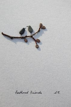 Pebble Art of NS by Sharon Nowlan. via Etsy.