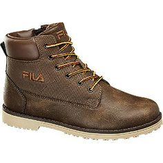 #Fila #Boots #braun für #Kinder Warmfutter Farbe braun Laufsohle TPR Obermaterial Textil PU Innenmaterial Textil