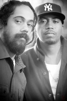 Damian Marley & Nas.....welcome to Jamrock!