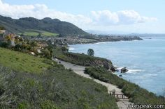 Reason #67 of the 101 Reasons to Exit #HWY101: Hike the adventurous Ontario Ride Trail in Avila Beach. Download the complete guide to Discover 101 Reasons to Exit Highway 101 with Martin Resorts: http://revinate.me/g7t