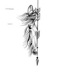 Wonderful Horse Tattoo Design for Men - Free Vector For Tattoo - - # . - Wonderful Horse Tattoo Design for Men – Free Vector For Tattoo – – … – My Blo - Tribal Horse Tattoo, Horse Tattoo Design, Tattoos Mandala, Tattoos Geometric, Circle Tattoos, Serpent Tattoo, Arte Equina, Cowgirl Tattoos, Animal Tattoos