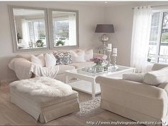 Mirrors in Living Rooms
