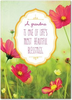 Pure Blessing - Mother's Day Greeting Cards - Hallmark - Juniper - Green : Front