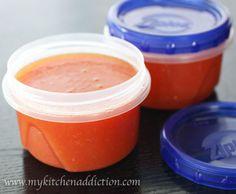 Simple Tomatoe Sauce Using a Food Mill