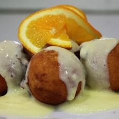 Sült szilvásgombóc - Megrendelhető itt: www.Zmenu.net - A vizuális ételrendelő. Sausage, Meat, Food, Eten, Sausages, Meals, Diet