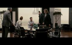 San Pellegrino and Bank of America - The Lincoln Lawyer (2011) Movie Scene