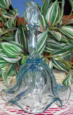 Fenton Glass Bell.