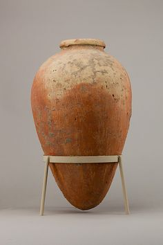 Jar Period: Early Dynastic Period Dynasty: Dynasty 1 Date: ca. 3100–2649 B.C.  Abydos