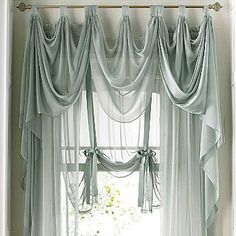 American Living Midnight Mist Draperies - jcpenney