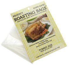 Regency Oven Roasting Bag with oven Safe Twist ties 2 pack Turkey Size ** You can get more details by clicking on the image. (This is an affiliate link)