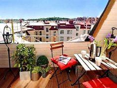Arredamento balcone di casa (Foto) | Designmag