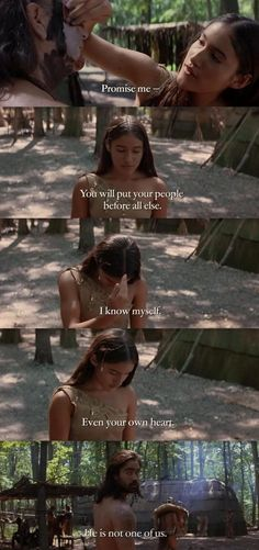 The New World (2005 film) -  Pocahontas