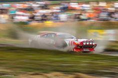 27 Photos From Germany's Insane Eifel Rallye Festival • Petrolicious