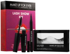 Make Up For Ever Holiday 2015 Makeup Collection | Lash Show Kit – Limited Edition – $32.00