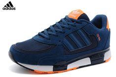 fda83ee42a8c Men s Women s Adidas Originals ZX 850 Shoes Tribal Blue Tribal Blue New  Navy M22567