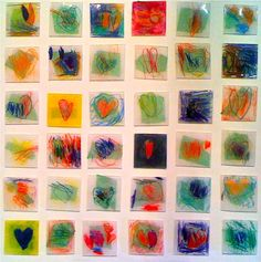 Kids Art Market: Jim Dine  This is a great art blog...with tons of ideas.