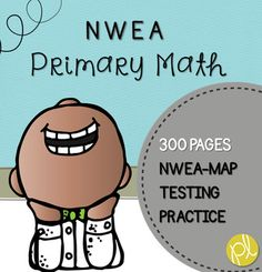 Here's a MEGA pack of 300 full-size question pages aligned with RIT Bands 121-180 for NWEA Primary Math! NWEA MAP Testing is aligned with Common Core Standards. This set of colorful practice question pages will support first graders, as well as provided rigorous practice for kindergarten and intervention skills for second grade.