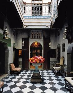 Vogue Daily — Tangier, Morocco