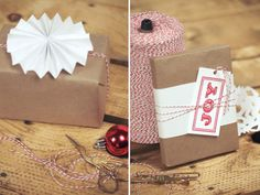 Easy, Simple Giftwrapping
