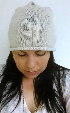 Helpot merinovillaiset peruspipot + OHJE Knitted Hats, Winter Hats, Knitting, Fashion, Knit Hats, Moda, Tricot, Fashion Styles, Knit Caps