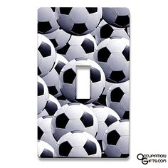 Find Soccer Gifts for the Soccer Player in your life. Soccer Theme, Play Soccer, Soccer Stuff, Soccer Bedroom, Soccer Gifts, Bedroom Themes, Bedroom Ideas, Gifts For Photographers, Square Photos