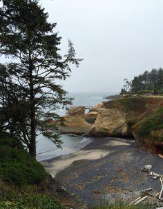 Depot Bay Oregon Coast