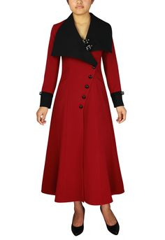 Elegant Fly-Away Coat by Mary H --One time Prototype Auction! --This Dress will be custom made in the winning bidder's size. Auction Ends July 31 2014 Use coupon code: AMBER37 and take 37% off your winning bid.