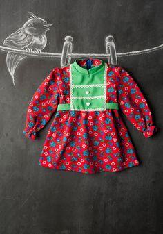 Vintage Children's Mindy Dress | Mod Retro Vintage Vintage Clothes | ModCloth.com