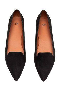 Ballet pumps - Black - Ladies   H&M CA