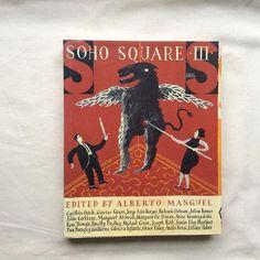 Vintage literature Soho Square 111 1990 Bloomsbury annual