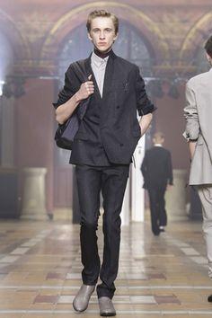 Lanvin Menswear Spring Summer 2015 Paris - NOWFASHION
