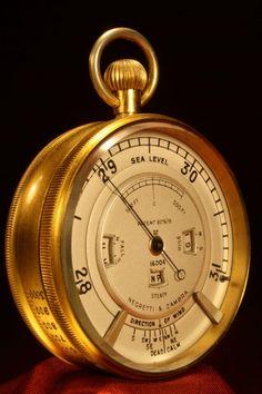 Hot Sale Antique Victorian Baker High Holborn London Leather Cased Pocket Barometer C1890 Antiques Other Maritime Antiques