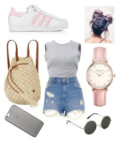 Untitled #17 by adekoooo on Polyvore featuring polyvore fashion style T By Alexander Wang River Island adidas Billabong Topshop Native Union clothing