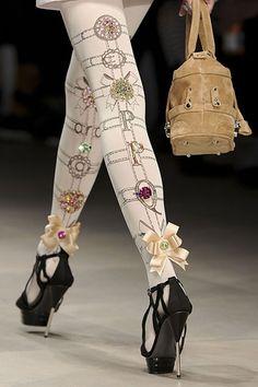 PPQ » Spring 2012 ~ Decorative Stockings