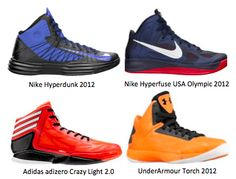 In the mid to late 2000s, companies began to develop shoe designs using lighter, stronger materials kicking off the the race to make the lightest, strongest, coolest basketball shoe on the planet.