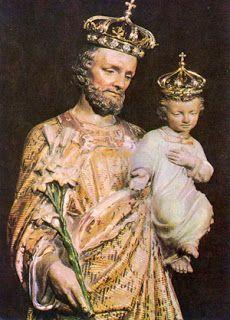 Ide a São José: Oração a São José, patrono das causas difíceis