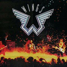 Wings concert at Nassau Coliseum in Uniondale on May 21, 1976 - The Paul McCartney Project