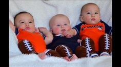 Showing their team spirit! (Submitted by Linda/Littleton, CO)